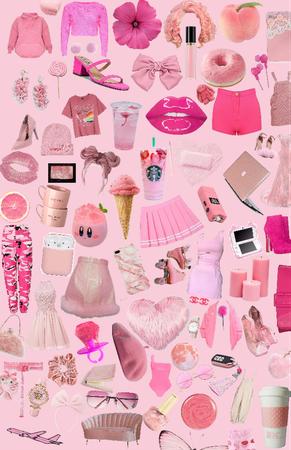 PINK!💗💓💞💕💝💘💖