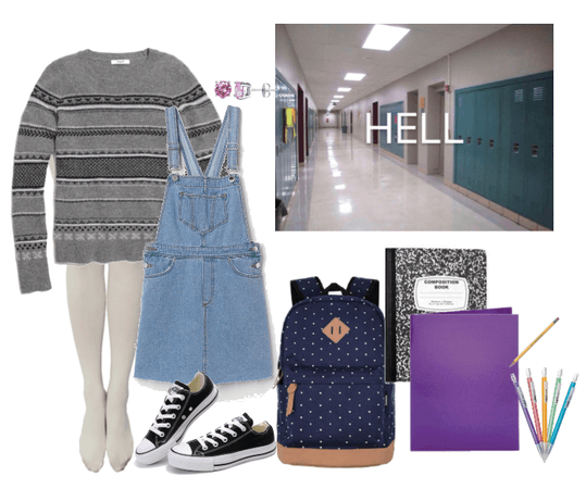 Not Another Casual School Outfit