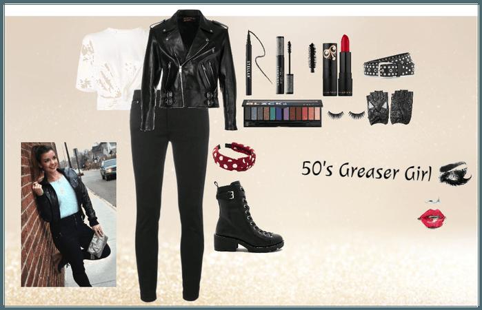 50s Greaser Girl