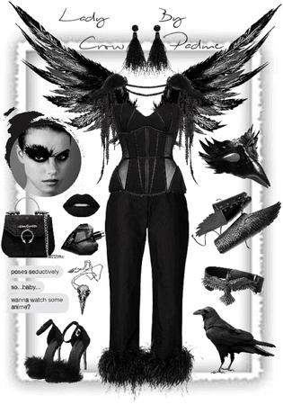 like crow