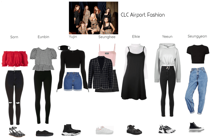 CLC Airport Fashion