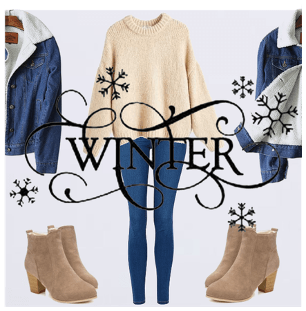 Winter Cabin Outfit