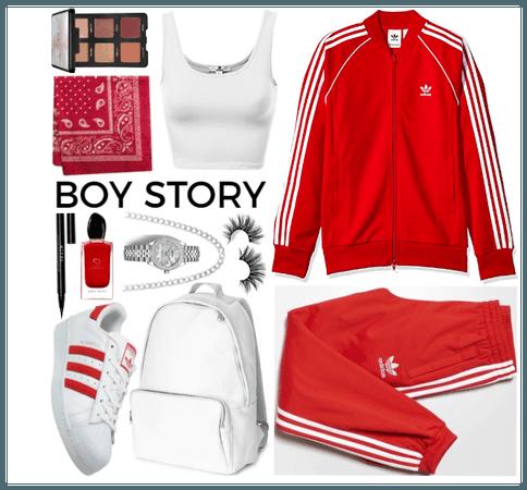 BOY STORY (ft. Jackson Wang): Too Busy MV Inspired