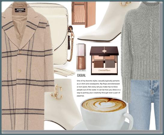 Style a Warm Coat ( 12.02.2020 )