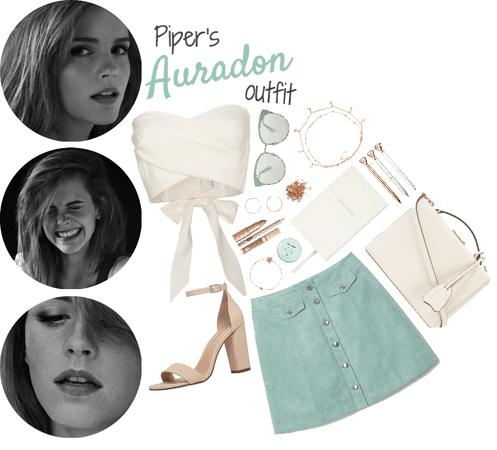 Piper's Auradon Outfit