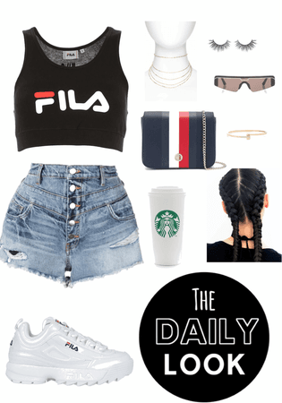 The daily look