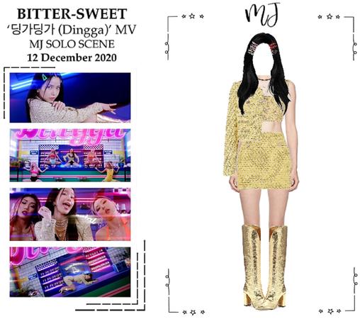 BITTER-SWEET [비터스윗] (MJ) '딩가딩가 (Dingga)' Official MV 201212