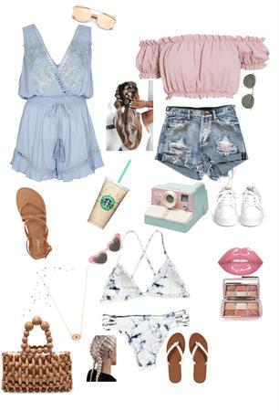 Spring Fashion: break
