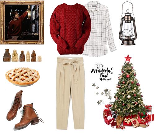 Merry Christmas, Harry