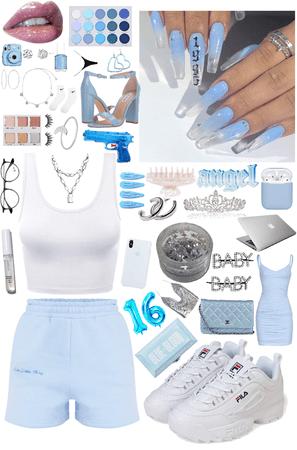 bby blu