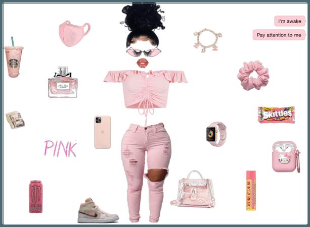 pink periodt