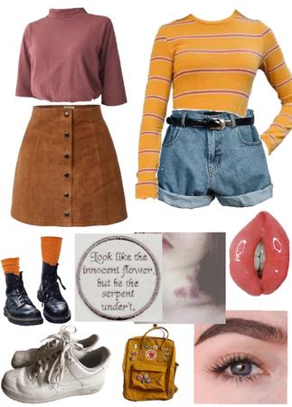 Ophelia Hudson~Glee 'OC'