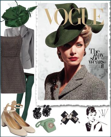 Miss Vogue Secretary