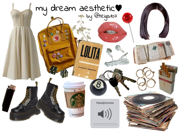 my dream aesthetic♥