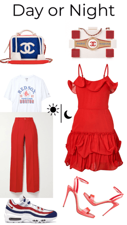 summer red: day or night?