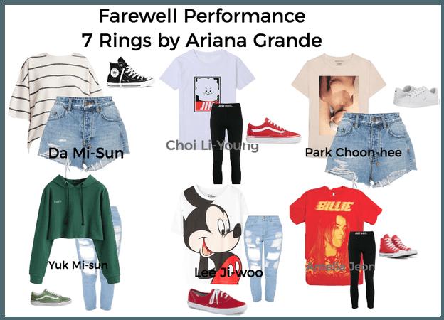 farewell performance pt 2