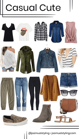 casual style essentials