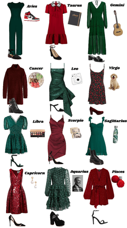 Zodiac Signs' Holiday Outfits and What They Want for Christmas