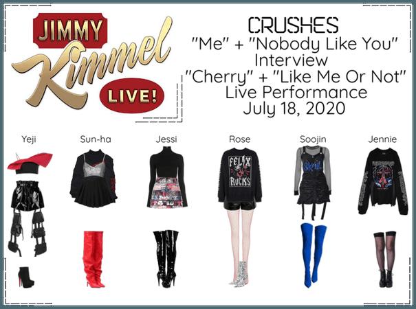 Crushes (호감) Jimmy Kimmel Live!