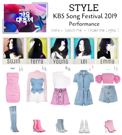 STYLE KBS Song Festival 2019 (Performance)