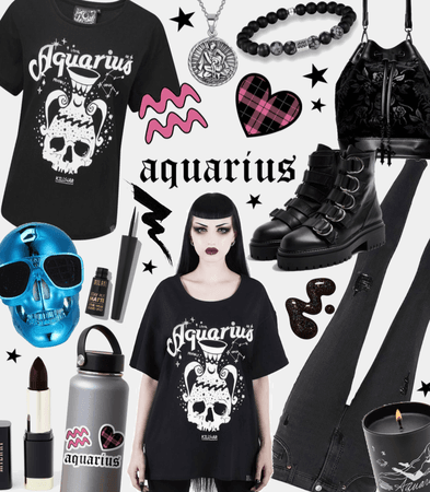 The Gothic Aquarius