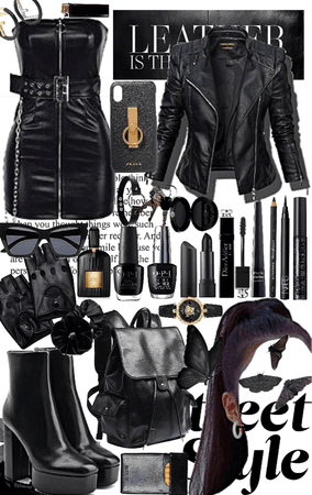 Leather Baby
