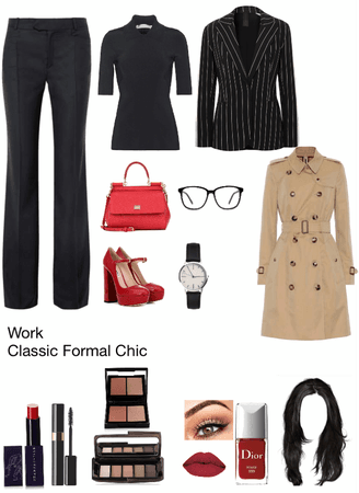Work Classic Formal Chic 2