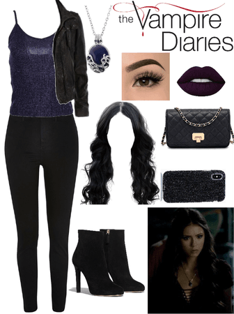 Katherine Pierce inspired modern outfit