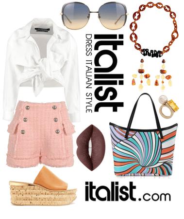 Italist Amber Summer
