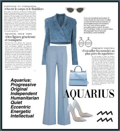 Aquarius boss girl