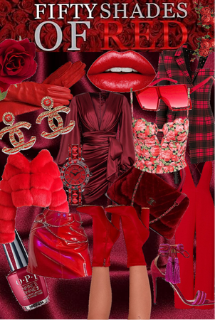 Fifty Shades of Red