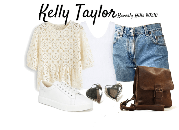 Kelly Taylor - Beverly Hills 90210