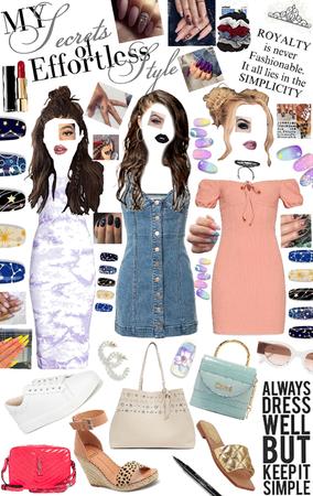 simple dress 👗