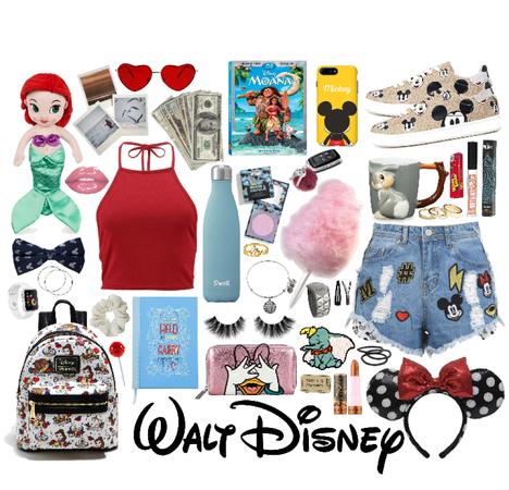 Disney hoe