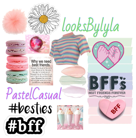 LooksByLyla💝 & Pastel Casual.