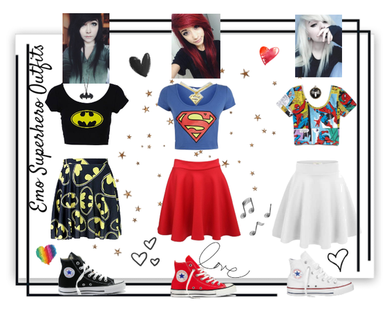 Superhero Outfits