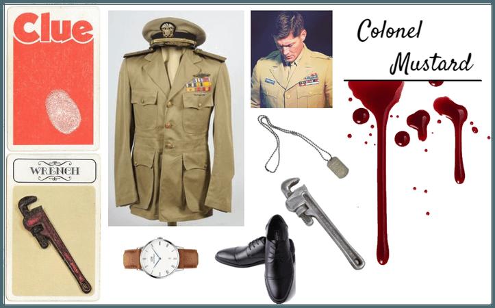 Colonel Mustard - Clue