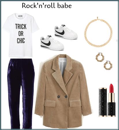 Rock'n'role Babe
