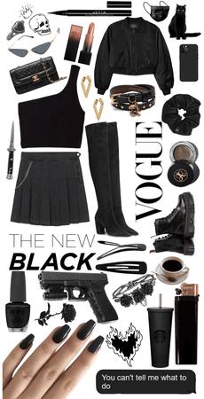black challenge