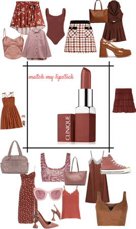 Match my lipstick 🤎