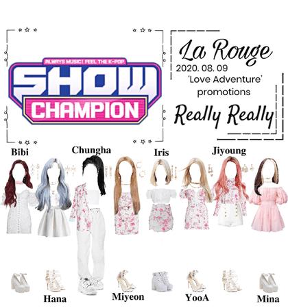 Show Champion- Really Really 2020. 08. 09