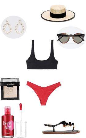 bikini relax