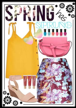 Spring has Sprung - contest