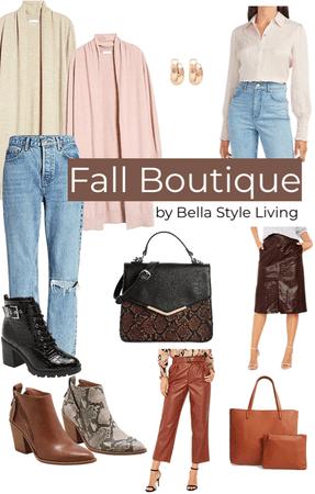 Fall Boutique
