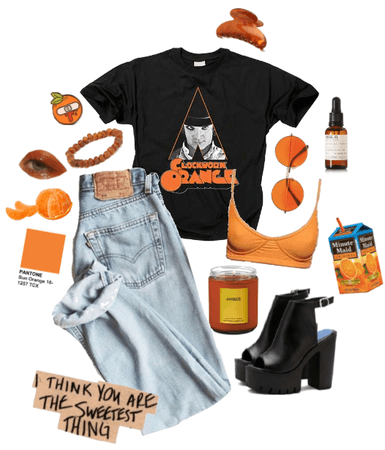 Emo Orange Juice