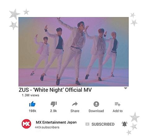 Zus//'White Night' Official MV