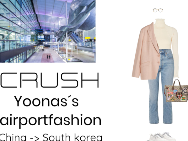 yoona´s airportfashion