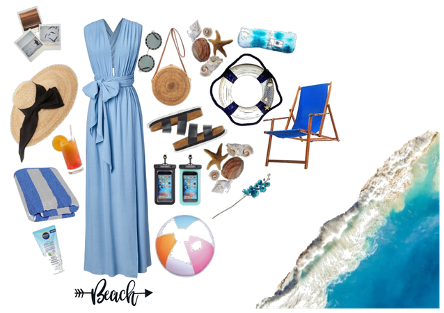 Beachy Blue
