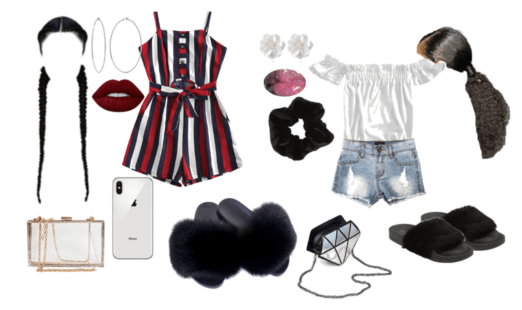 Mommy and Daughter Stylish Outfit