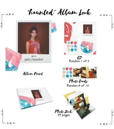 BITTER-SWEET [비터스윗] Jade Album Look